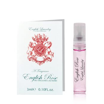 English Rose 5ml  Vial