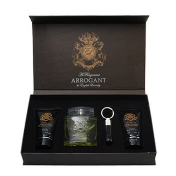 Arrogant 4 Piece Gift Set