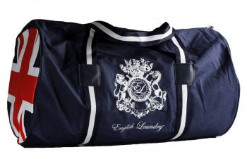 English Laundry Union Jack Duffle Bag