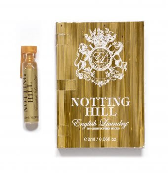 Notting Hill 2ml Vial on Card