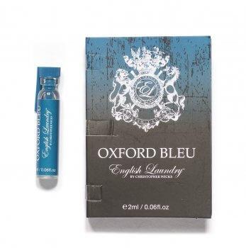English Laundry Oxford Bleu Vial on Card Sample For Men (2ml)