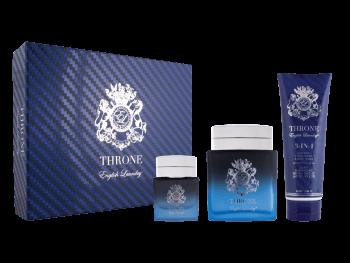 Throne Three Piece Eau De Parfum Set