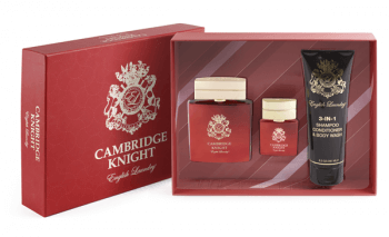 Cambridge Knight 3 piece Gift Set