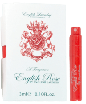 English Rose EDP  Small Samplers