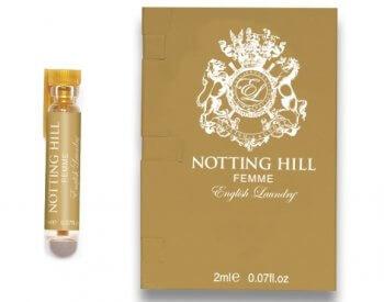 Notting Hill Femme 2ml Vial on Card
