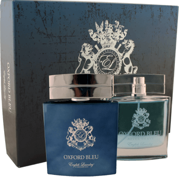 Oxford Bleu  2 Piece Gift Set