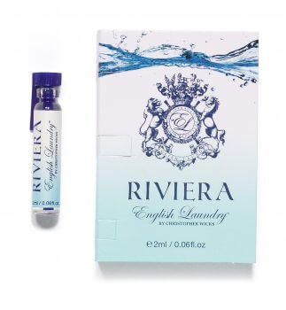 English Laundry Riviera Vial on Card Sample For Men (2ml)