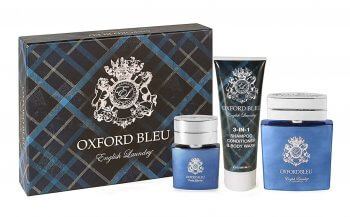 Oxford Bleu 3 Piece Fragrance Gift Set