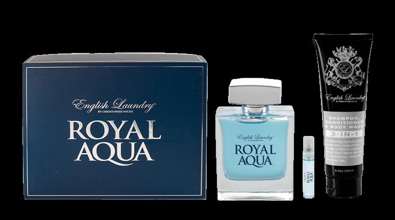 Buy English Laundry Royal Aqua Gift Set English Laundry