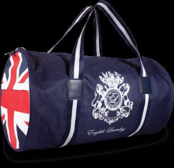 English Laundry Union Jack Designer Duffle Bag