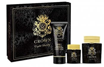 Crown 3 Piece EDP Gift Set