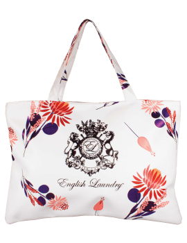 English Laundry Botanical Tote Bag