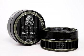 English Laundry Signature Shiny Hair Wax, 3oz