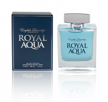 ENGLISH LAUNDRY ROYAL AQUA Eau de Toilette 3.4oz