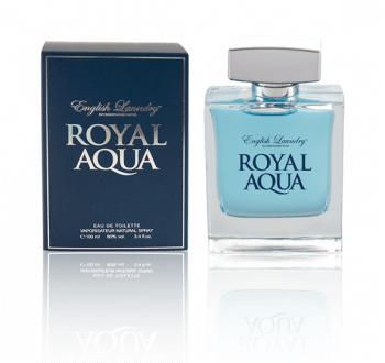 English Laundry Royal Aqua Eau de Toilette For Men (3.4oz/100ml)