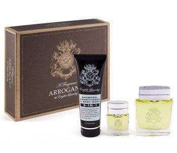 English Laundry Arrogant 3-Piece Fragrance Gift Set For Men