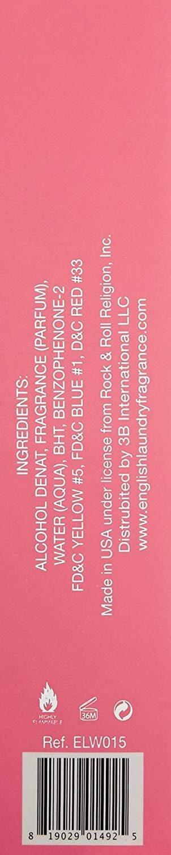 Buy Purse Sprayer Signature English Laundry Fragrance For