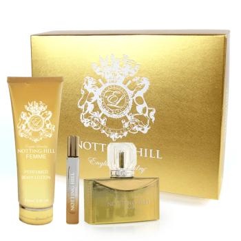 Notting Hill Femme 3 piece gift set