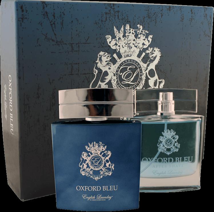 Buy Oxford Bleu 2 Piece Gift Set English Laundry Fragrance