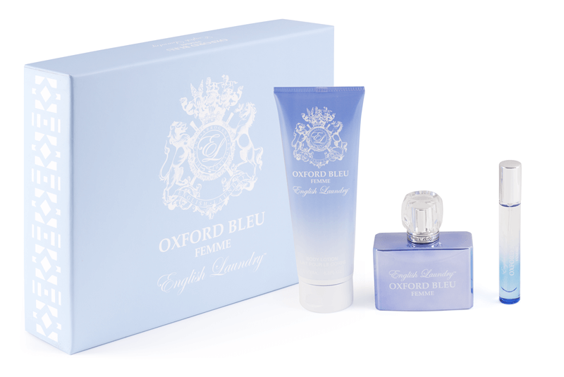 Buy Oxford Bleu Femme 3 Piece Gift Set Online