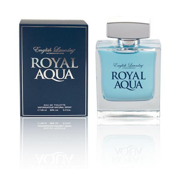 Buy English Laundry Royal Aqua Eau De Toilette 3 4oz