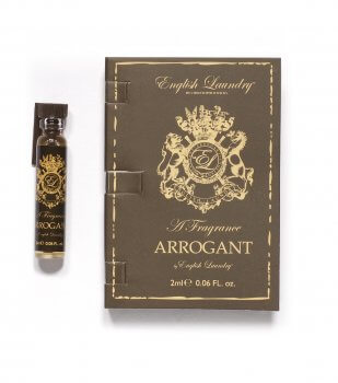 Arrogant 2ml Vial on Card
