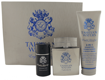 Tahitian Waters Three Piece Gift Set
